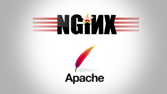 nginx+apache