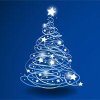 Рождественский плагин