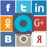 Плагин интеграции с соцсетями